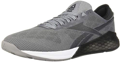 Reebok Men's Nano 9 Cross Trainer, Cool Shadow/Cold Grey