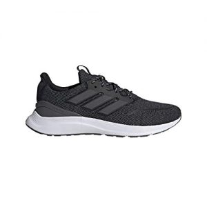 adidas Men's Energyfalcon Running Shoe, Black/Grey/White