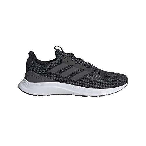 adidas Men's Energyfalcon Running Shoe, Black/Grey/White