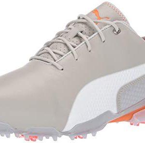Puma Golf Men's Ignite PROADAPT Golf Shoe Gray Violet-Puma