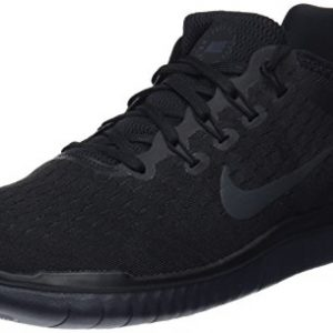 Nike Mens Free RN 2018 Running Shoes (10.5) Black/Anthracite