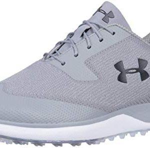 Under Armour Men's Tour Tips Knit Spikeless Golf Shoe