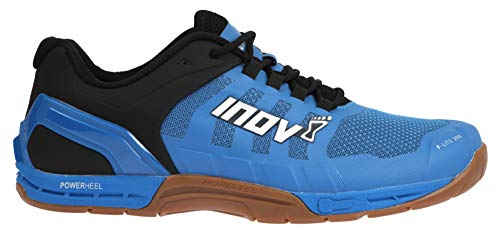 Inov-8 Mens F-Lite - Ultimate Cross Training Shoes - Power Heel The newest addition to the training range, the F-LITE 290 brings together everything we have learnt from a decade in the box and delivers it all in one perfect package for committed athletes. Unrivalled grip, lightweight agility, slipper-like comfort and tough-as-hell durability, this shoe will get you through every kind of workout, no matter how punishing it is. Now boasting a 4mm drop (heel to toe differential), the F-LITE 290 is set to hit the training sweet spot in 2018.