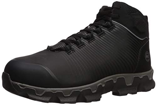 Timberland PRO Men's Powertrain Sport Mid Alloy Toe EH Industrial Boot