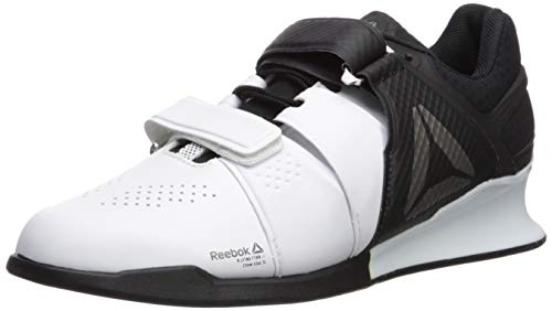Reebok Men's Legacylifter Cross Trainer,white/black/pewter