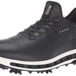 ECCO Men's Cool 18 Gore-tex Golf Shoe, Black