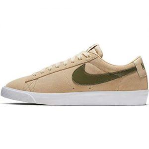 Nike SB Zoom Blazer Low GT Skate Shoe Desert Ore/Medium Olive Men's