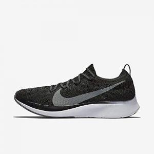 Nike Zoom Fly Flyknit Men's Running Shoe Black/Gunsmoke-White