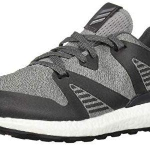 adidas Men's Crossknit 3.0 Golf Shoe, Grey Three/Grey Five/core Black