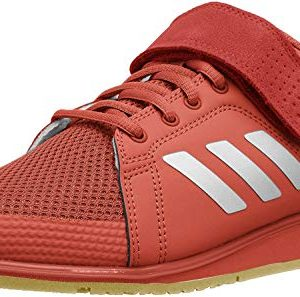 adidas Men's Power Perfect III. Cross Trainer, ash Silver/Silver