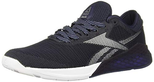 Reebok Men's Nano Cross Trainer, Heritage Navy White