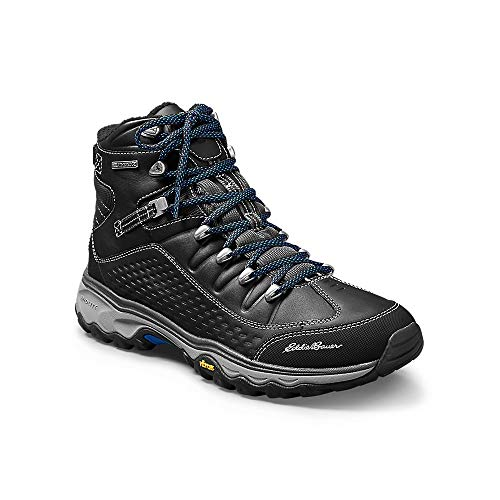 Eddie Bauer Men's Mountain Ops Boot, Carbon Regular