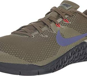 Nike Men's Metcon Training Shoe Olive Canvas/Indigo Burst/Black