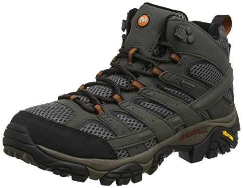 Merrell Men's Moab Mid GTX High Rise Hiking Boots