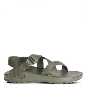 Chaco Men's Z1 Classic Sport Sandal, Olive Night