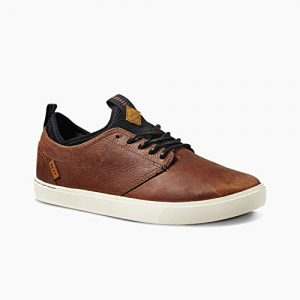 Reef Men's Discovery LE Skate Shoe, Brown