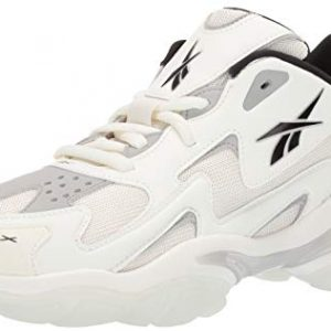 Reebok Men's DMX Series Cross Trainer, Chalk/Ultima Purple