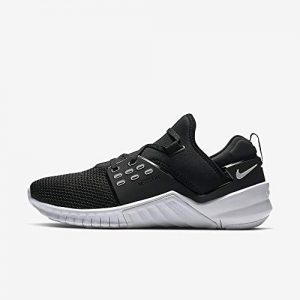 Nike Men's Free X Metcon 2 Training Shoes Black/White