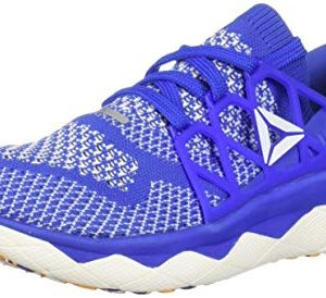 Reebok Men's Floatride Run ULTK Shoe, Crushed Cobalt/Solar Gold/White