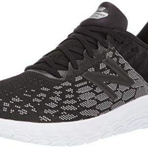 New Balance Men's Beacon V2 Fresh Foam Running Shoe, Black/ORCA