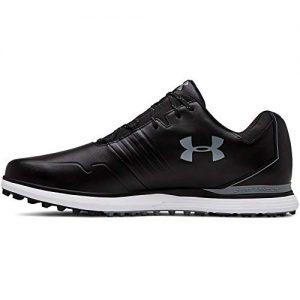 Under Armour Men's Showdown Golf Shoe, Black