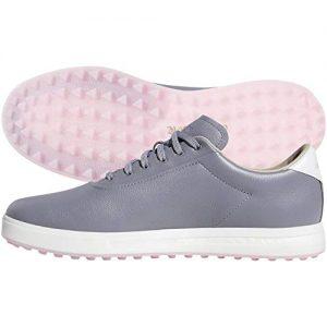 adidas Men's Adipure SP Golf Shoe Grey/FTWR White/True