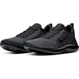 Nike Men's Flex Experience Run 8 Shoe, Black/Black-Anthracite-Dark Grey