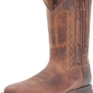 Laredo Mens Bennett Square Toe Tan Boots