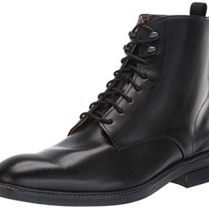 Cole Haan Men's Wagner Grand Plain Toe Boot Water Proof Fashion