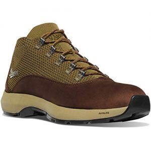 "Danner Men's Caprine 4"" Lifestyle Shoe, Olive/Pinecone"