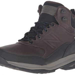 New Balance Men's Walking Shoe, Dark Brown