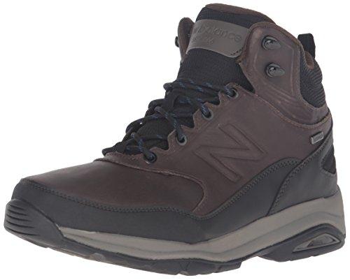 New Balance Men's Walking Shoe, Dark Brown