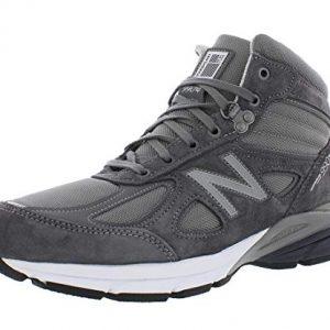 New Balance Men's Boot, Grey/White
