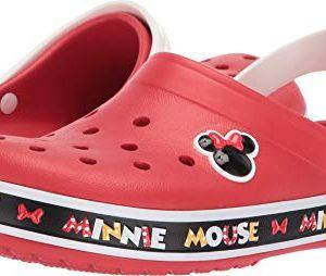Crocs Disney Minnie Mouse III Clog, Multi