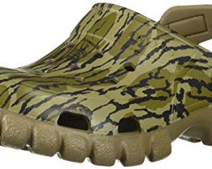 Crocs Offroad Sport Mossy Oak Bottom Clog, khaki