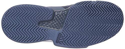 adidas Men's SoleMatch Bounce Tennis Shoe, tech Ink/White adidas Men's SoleMatch Bounce Tennis Shoe, tech Ink/White, 9 M US.