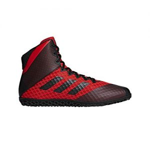 adidas Mat Wizard 4, Red/Black/Red