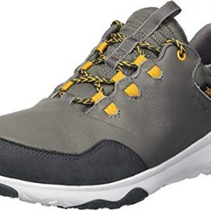 Teva Men's M Arrowood 2 Waterproof Hiking Shoe, Charcoal Grey