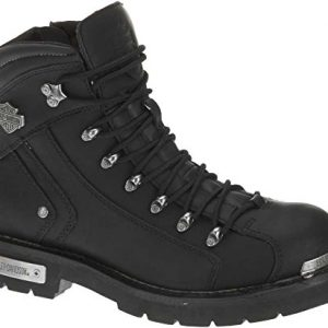 HARLEY-DAVIDSON FOOTWEAR Men's Electron Motorcycle Boot