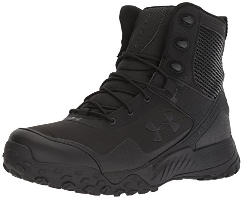 Under Armour Men's Valsetz RTS 1.5 Side Zip Military and Tactical Boot