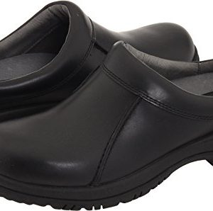 Dansko Men's Wil, Black Smooth Leather