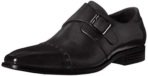 STACY ADAMS Men's Macmillian-Cap Toe Monk Strap Slip-On Loafer