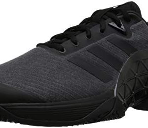 adidas Men's Barricade 2018 LTD Tennis Shoe, Black