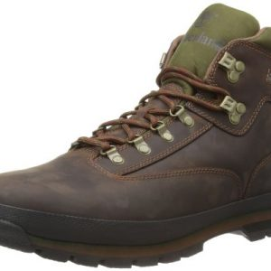 Timberland Men's Euro Hiker Boot, Brown