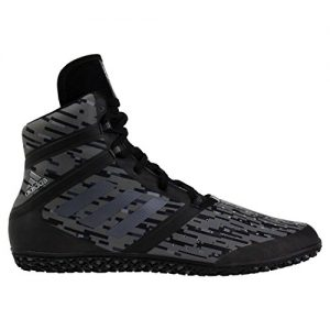 adidas Impact Black Digital Wrestling Shoes Black