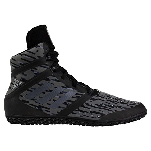 adidas Impact Black Digital Wrestling Shoes Black