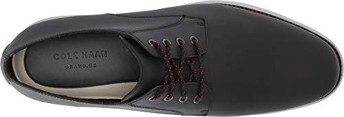 Cole Haan Men's Original Grand Plain Toe Sneaker, Black Matte Leather Cole Haan Men's Original Grand Plain Toe Sneaker, Black Matte Leather, 12 M US.