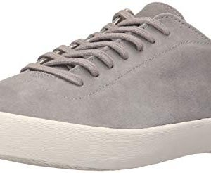 SeaVees Men's Racquet Club Sneaker, Steel