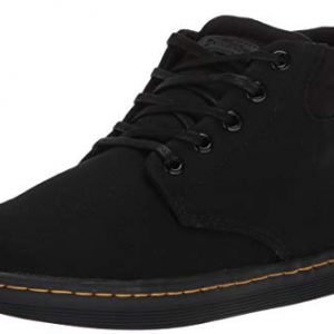 Dr. Martens Men's MALEKE Fashion Boot, Black