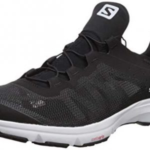 Salomon Men's Amphib Bold Athletic Water Shoes, Black/Black/White